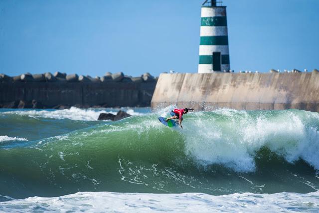 Highlights Elite Battle Through Blustery Portugal