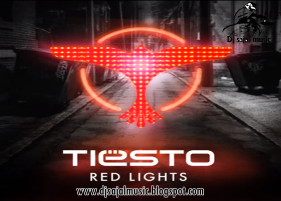 Музыку tiesto red lights