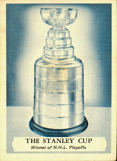 stanley cup hockey card