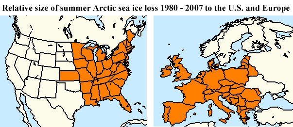Arctic Melting affects Weather | Phillip's Natural World