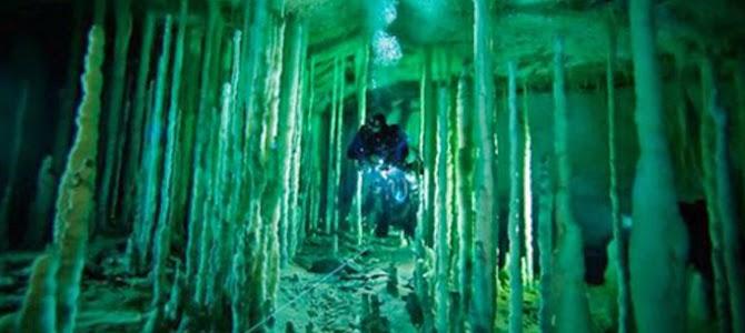 Scuba Plus, centro de buceo en Menorca, El gran agujero Azul 5