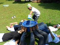 Bagi Anda yang sedang mencari lokasi atau tempat outbound team building di Sentul, Jawa Barat, jawaban yang paling tepat adalah Camp Roso Mulyo. Camp Roso Mulyo Sentul atau ada juga yang menyebutnya Villa Roso Mulyo adalah satu pilihan tepat untuk kegiatan outing, gathering, perayaan tahun baru, atau bahkan memperkenalkan buah hati anda pada alam. Didukung dengan fasiilitas lapangan yang luas, suasana asri dan sejuk, view yang sangat bagus, kolam renang yang bersih, serta penginapan dengan konsep jawa klasik yang unik.