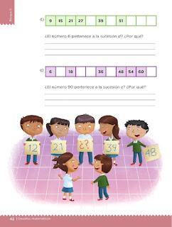 Apoyo Primaria Desafíos Matemáticos 2do Grado Bloque 2 Lección 19 El número perdido