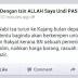 Kerajaan BN Zalim Giler, Sampaikan Nabi Isa Pun Nak Tolong Kempen Untuk Pakatan...
