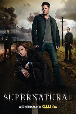 Si�u Nhi�n 8 - Supernatural Season 8