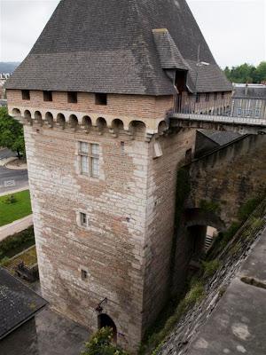 Torre de la moneda - Chateau (castillo) de Pau