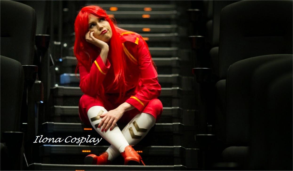 Ilona Cosplay