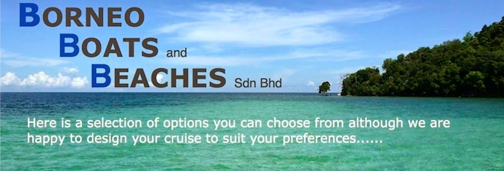 - Borneo Boats and Beaches -private boat charters in Sabah, Malaysia