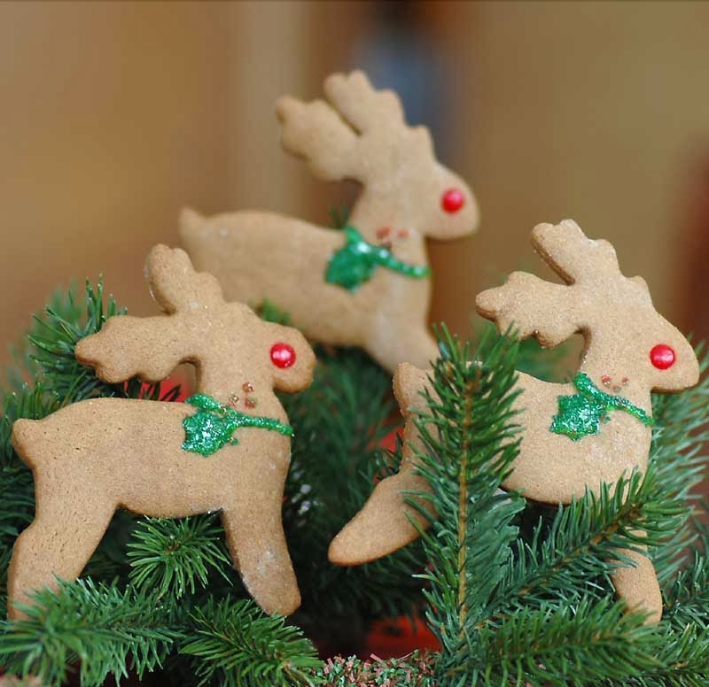 Gingerbread (My Way) Reindeer