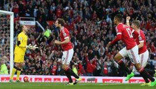 Daley Blind Man of the Match Manchester United 3-1 Liverpool