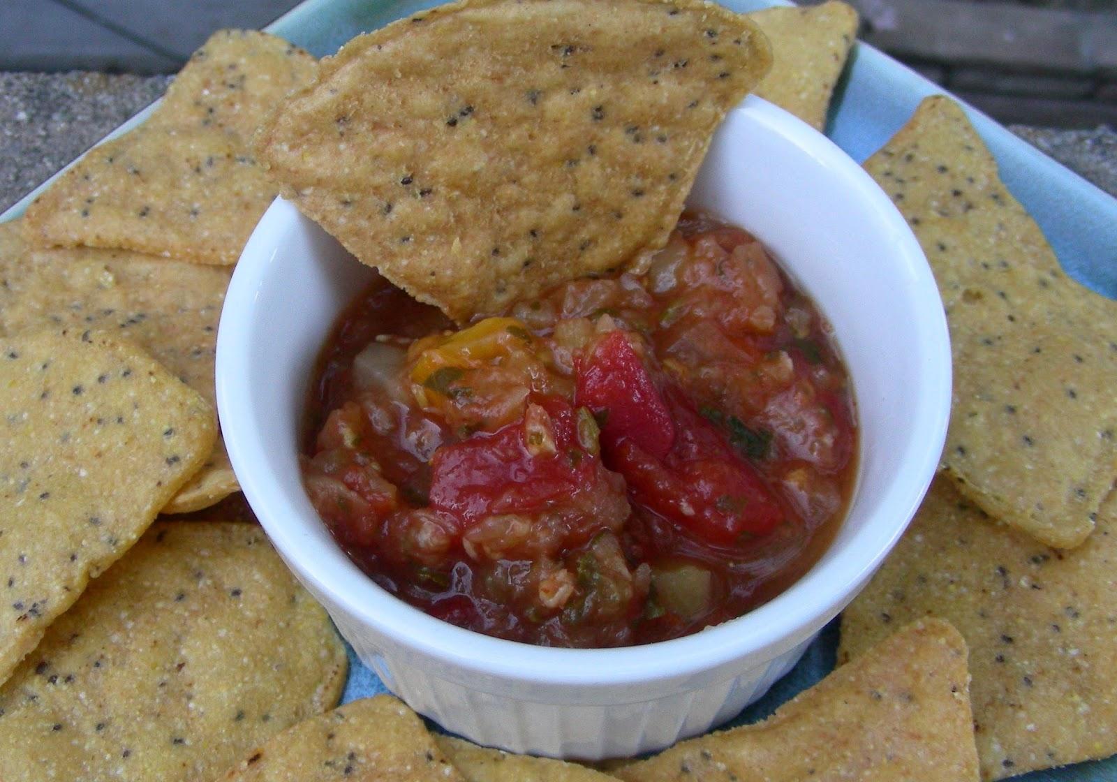 Susan Can Cook: Pineapple Tomato Salsa - Success!
