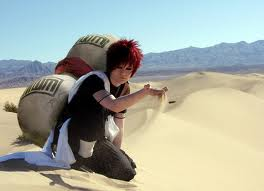Naruto and Shippuden Gaara