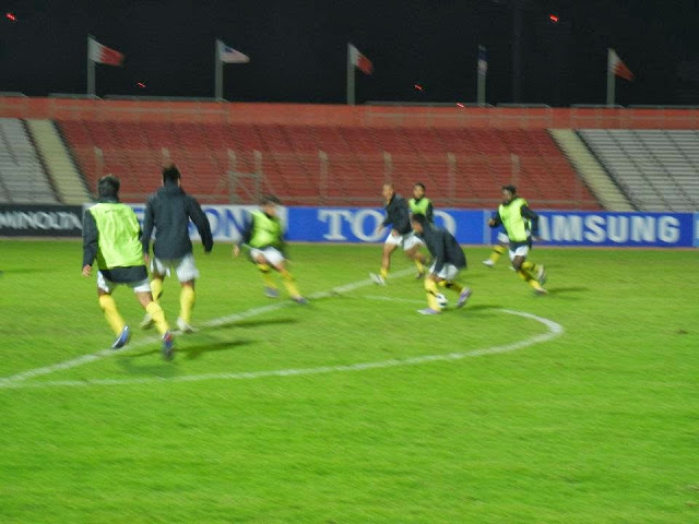Latihan-skuad-olimpik-malaysia-2012