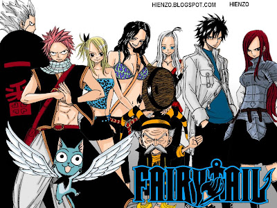 Download Ost Fairy Tail Lengkap (Full)