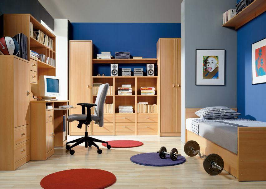 Muebles para cuartos de ni os decoracion endotcom - Habitaciones para nino ...