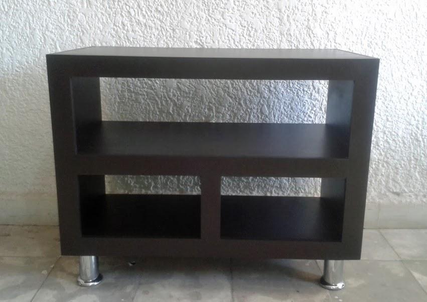 Muebles para tv minimalistas espacios pequenos for Mueble tv minimalista