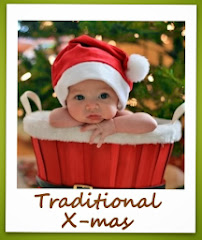 Challenge #12 TRADITIONAL X-MAS