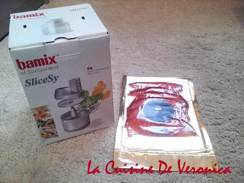 La Cuisine De Veronica Bamix SliceSy