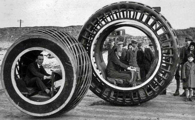 Dynosphere Monowheel