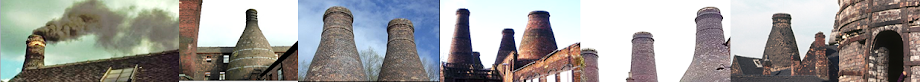 The Potteries Bottle Oven