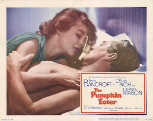 Cartel de cine: Siempre estoy sola (1964) (The Pumpkin Eater)