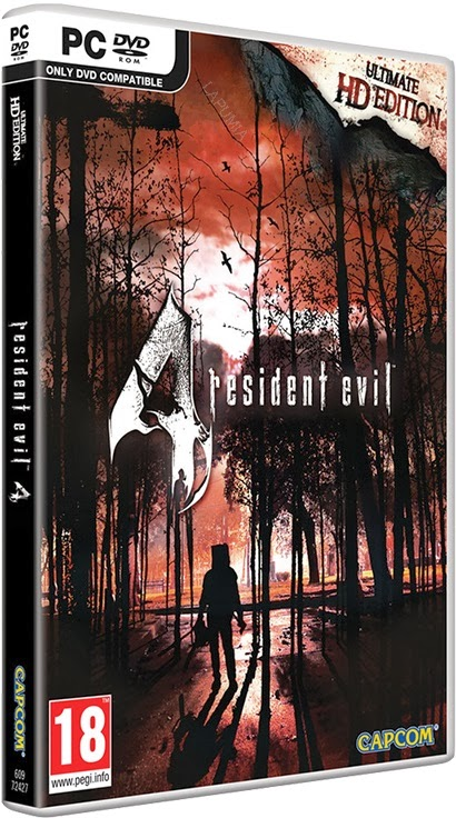 resident Jogo Resident Evil 4 Ultimate HD Edition RELOADED PC (2014)