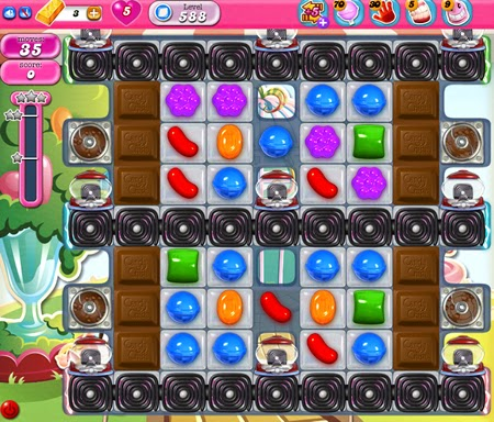 Candy Crush Saga 588