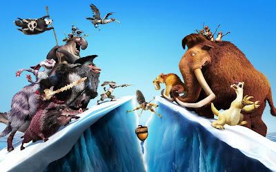 La Era de Hielo 4 - Ice Age 4 (Continental Drift) Fondito