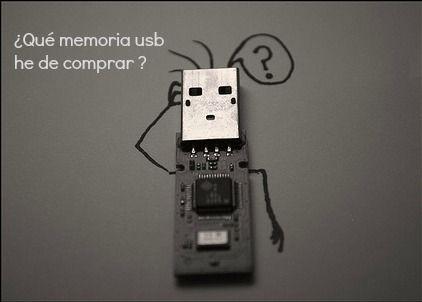 consejos para comprar una memoria usb
