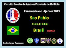 PANAMERICANO DE AJEDREZ SAO PABLO BRASIL (23-JULIO 2013)