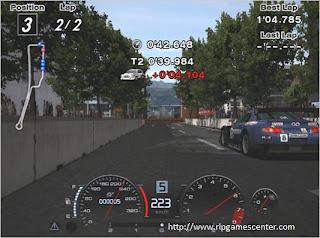 Gran Turismo 4 Games