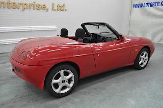 1990 Fiat Barchetta LHD