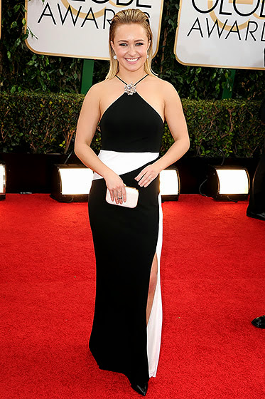 Hayden Panettiere in Golden Globes 2014