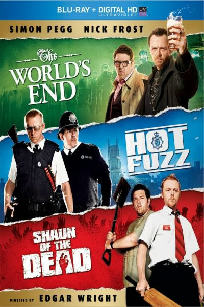 The World's End 2013 BluRay 720p 800mb YIFY