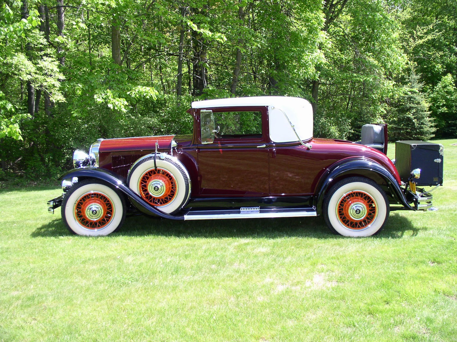 transpress nz 1930 buick series 60 sport coupe. Black Bedroom Furniture Sets. Home Design Ideas