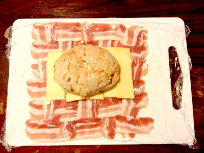 how to make bacon bomb