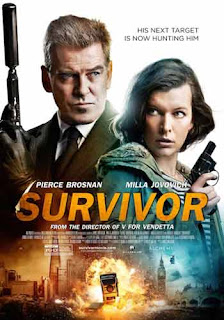 Survivor (2015) – เกมล่าระเบิดเมือง [พากย์ไทย]