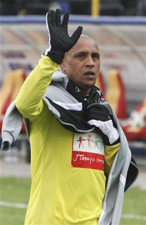 mansour roberto carlos says he will retire at the end of the year roberto carlos retires to become anzhis director 293x450