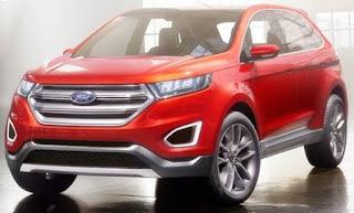 Ford Edge 2015 Release Date In UAE