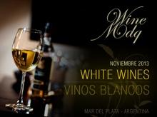 Tasting de vinos blancos 2013