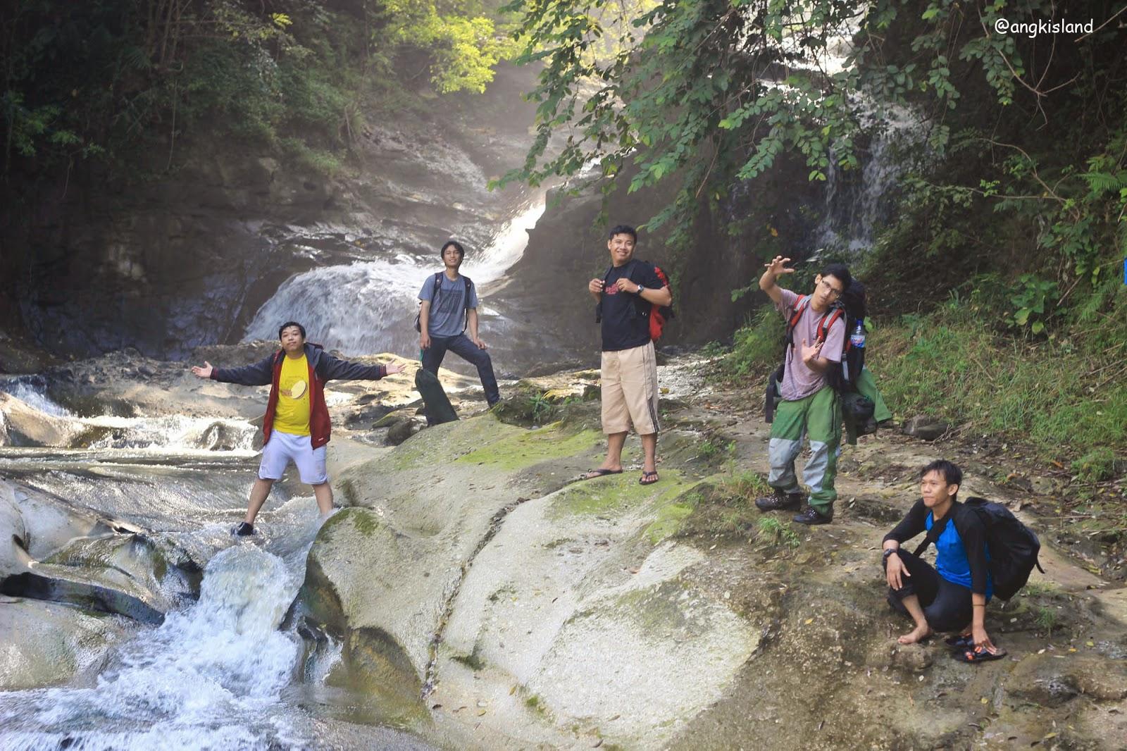 Air Terjun Njuruk gedhe Gunungkidul