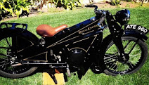 Calif. 1936 Model Z Cycar