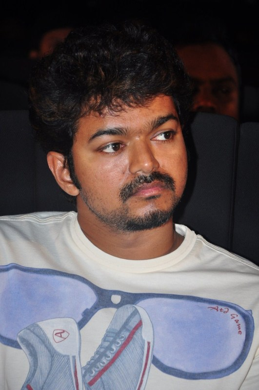 vijay jilla movie stills