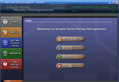 Download Simple Home Money Management | money management software