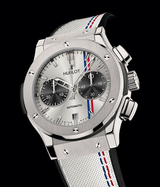 Hublot classic fusion chronograph tour auto time and watches for Watches of france