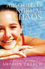 Absolutely Normal Chaos book cover