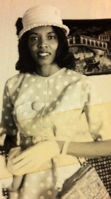 In Memory of my Mom, Myrtle Washington Williams