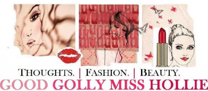 Good Golly Miss Hollie | UK Beauty, Fashion and Lifestyle Blog
