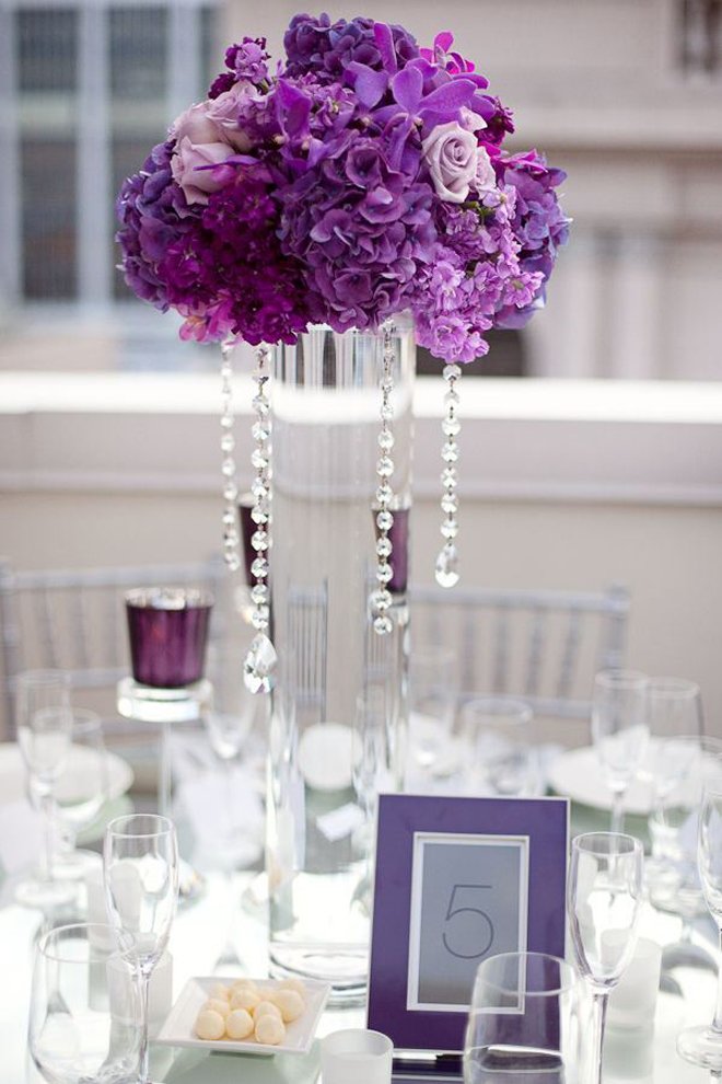 25 stunning wedding centerpieces part 12 belle the for Wedding centerpieces