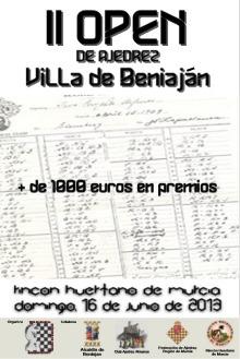 II Open Villa de Beniaján